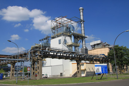Refining Schwarze Pumpe coal fuels